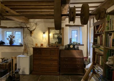 The water mill room