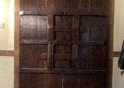 Very old door!
